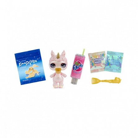 Poopsie - Figurina Sparkly Critters, S2, diverse modele