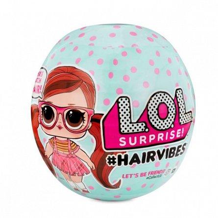 Papusa LOL Surprise - Hairvibes, diverse modele