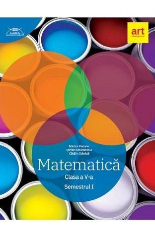 MATEMATICA. CLASA 5 SEM.1