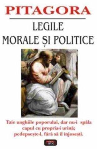 LEGILE MORALE SI POLITICE. PITAGORA