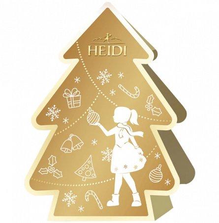 Heidi, Praline ciocolata lapte, cu mar si scortisoara
