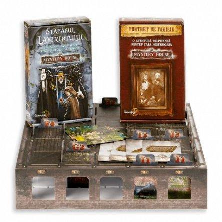 Joc Mystery House, Aventuri la cutie