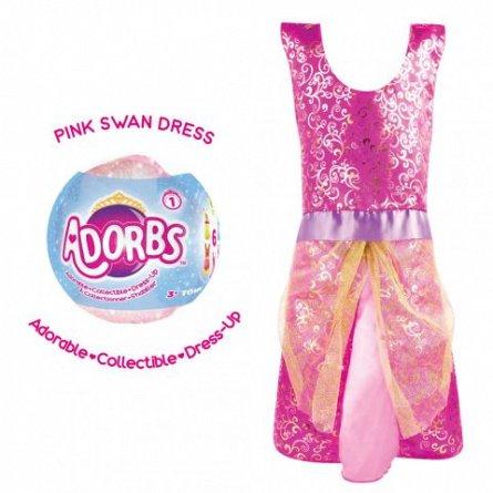 Costum tip rochie, Adorbs, roz