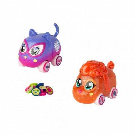Figurine vehicul Ritzy Rollerz - Helena si Penelope