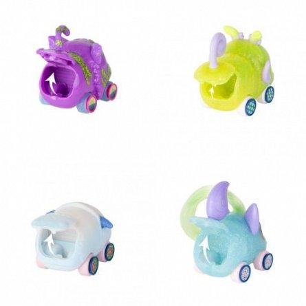 Set de joaca Ritzy Rollerz - Pachet 4 vehicule