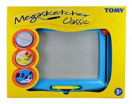 Tablita magnetica Tomy - Megasketcher