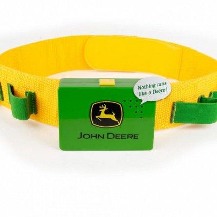 Set de joaca John Deere - Curea cu scule