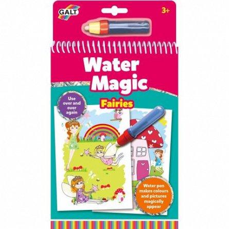 Water Magic, Carte de colorat Zane