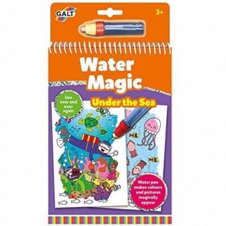 Water Magic, Carte de colorat Lumea acvatica