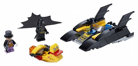 LEGO Super Heroes - Urmarirea Pinguinului 76158