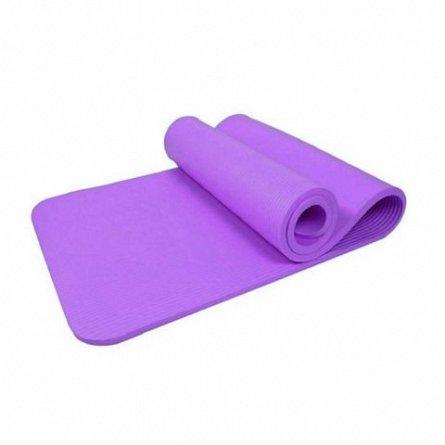Saltea yoga F27A Yogi Fitness, 180x60x1 cm, mov