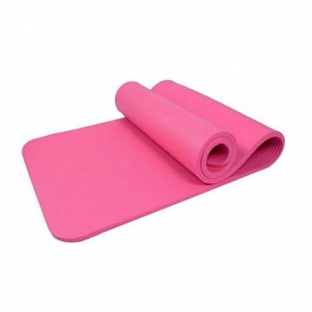 Saltea yoga F27A Yogi Fitness, 180x60x1 cm, roz