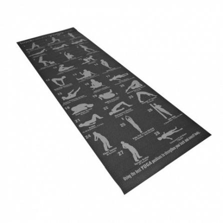 Saltea yoga F27B Yogi Plan, 173x61x0.6 cm