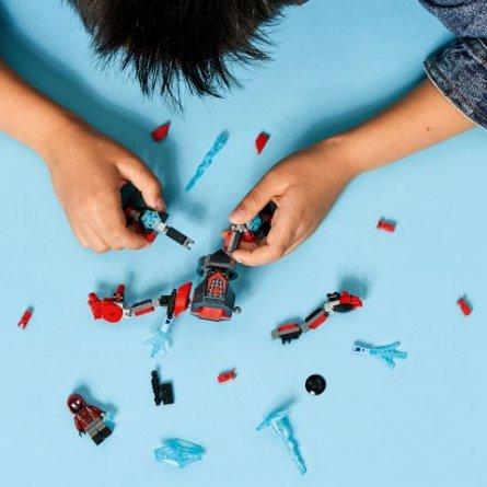 LEGO Super Heroes - Armura lui Miles Morales 76171