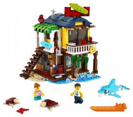LEGO Creator - Casuta surferilor 31118