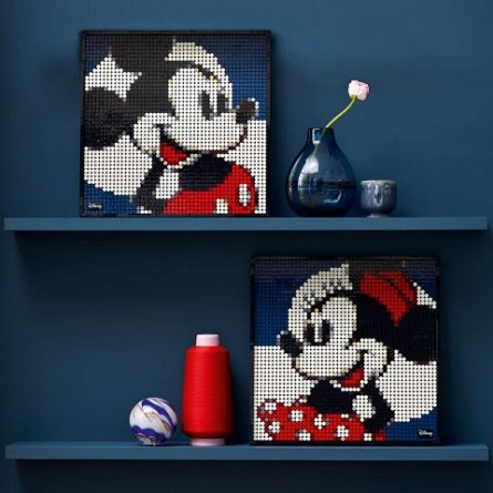 LEGO Art - Mickey Mouse 31202
