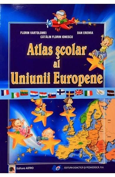 Atlas scolar al Uniunii Europene, Vartolomei Florin, Eremia Dan, Ionescu Catalin Florin