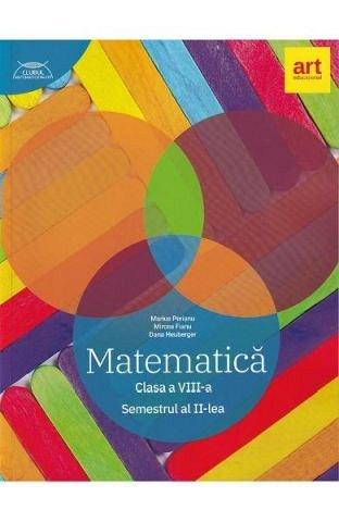 Matematica. Clasa a-8-a, Semestrul 2