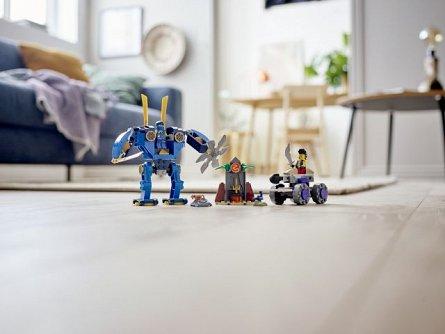 LEGO NINJAGO - Electrobotul lui Jay 71740