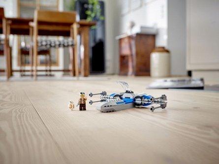 LEGO Star Wars - X-Wing al Rezistentei 75297