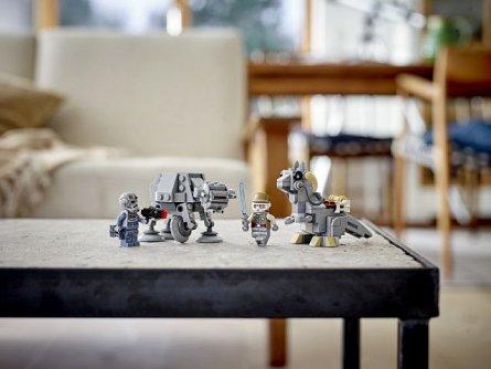 LEGO Star Wars - Micronave de lupta AT-AT contra Tauntaun 75298