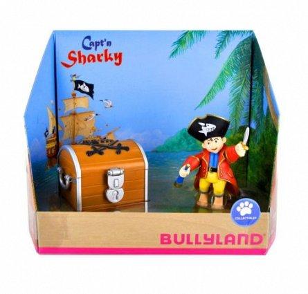 Set figurine Capitanul Sharky, Bullyland