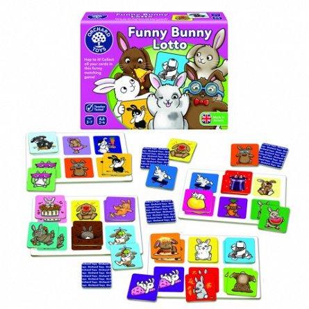Joc educativ Iepurasul Amuzant, Orchard Toys