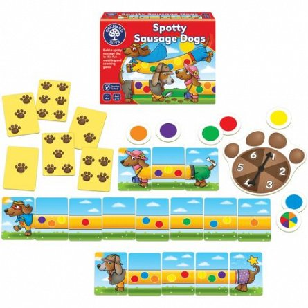 Joc educativ Cateii Patati, Orchard Toys