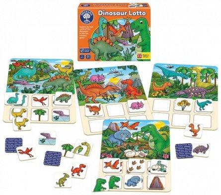 Joc educativ Dinozaur, Orchard Toys