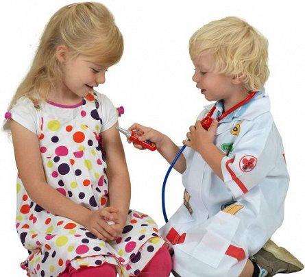 Cutie Doctor Klein, Klein