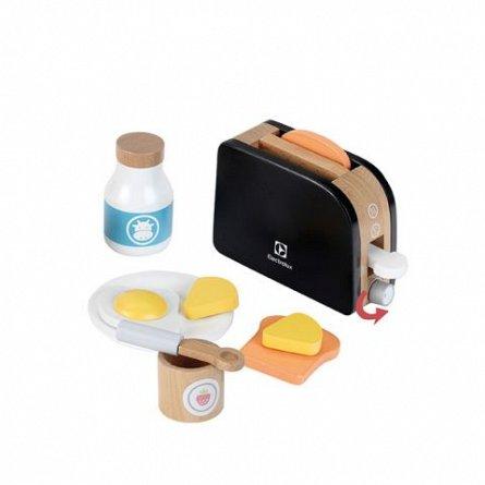 Toaster lemn cu accesorii Electrolux, Klein