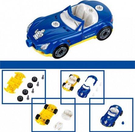 Statie reparatii masini Michelin, Klein