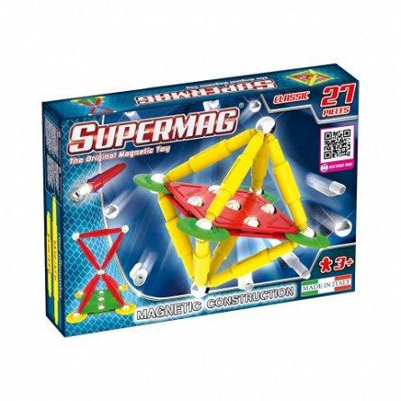 Supermag, Classic Primary - Set constructie 27 piese