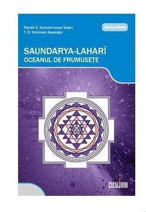 SAUNDARYA-LAHARI. OCEANUL DE FRUMUSETE