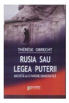 Rusia sau legea puterii, Therese Obrecht