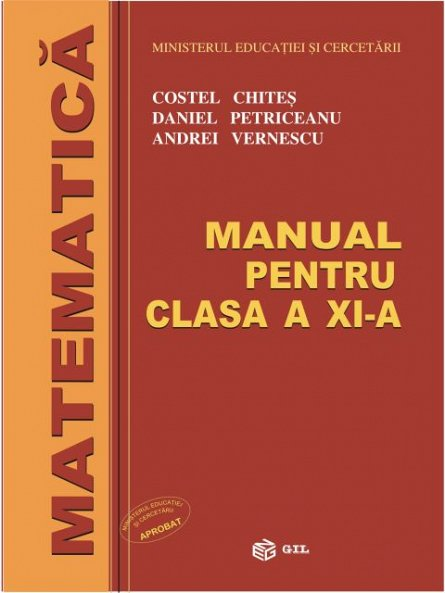 MATEMATICA.MANUAL CLS.XI