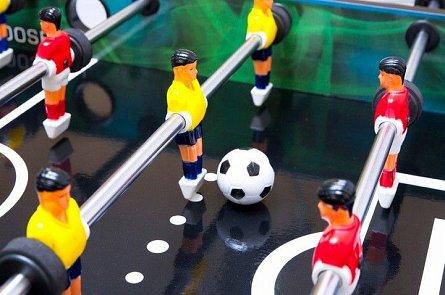 Masa de fotbal cu picioare B7E, 101x50 cm