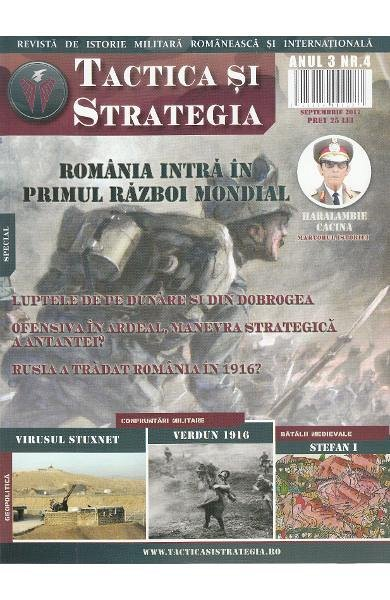 Tactica si strategia. Nr. 4 - Septembrie 2017