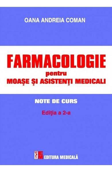 Farmacologie pentru moase si asistenti medicali
