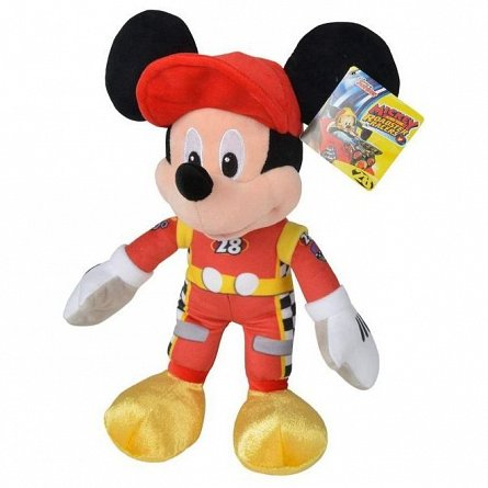 Plus Disney - Mickey Mouse, Roadster Racers, 25 cm