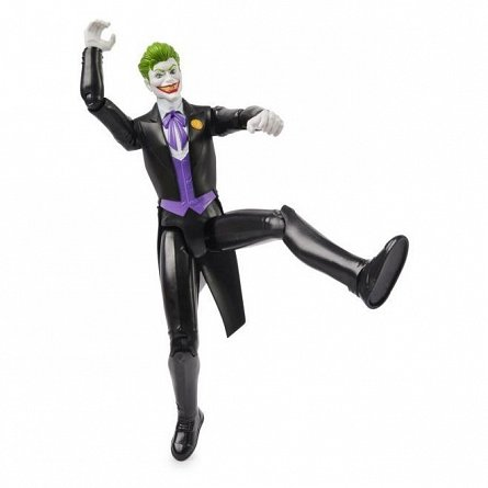Figurina Batman - Joker in costum, 30 cm