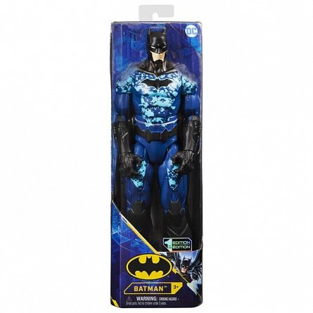 Figurina Batman in costum Blue, editie limitata, 30 cm
