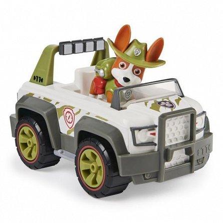 Patrula Catelusilor - Vehicul cu figurina, Tracker