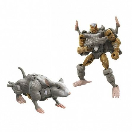 Transformers Kingdom, War for Cybertron - Figurina Decepticon Rat Trap