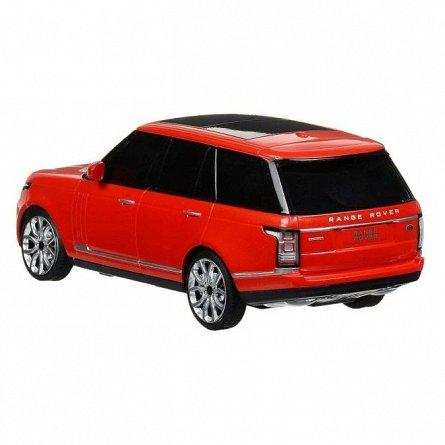 Masina RC Rastar - Range Rover Sport 2013, rosu, 1:24