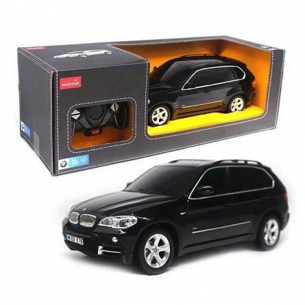 Masina RC Rastar - BMW X5, negru, 1:18