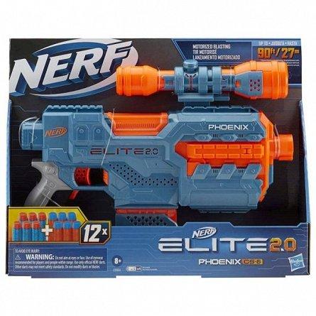 Nerf - Blaster, Elite 2.0 - Phoenix CS-6