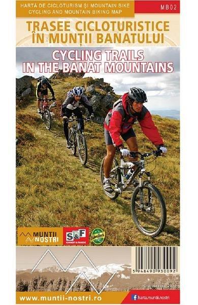 Trasee cicloturistice in Muntii Banatului