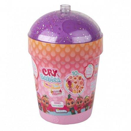 Papusa CryBabies mini, Tutti Frutti, div modele
