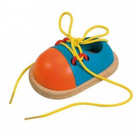 Jucarie Pantofior, Woody